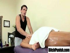 Sexy Big Tits Client Girl Get Hard Sex clip-08