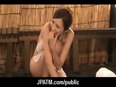 Cute Japanese Teens Expose In Public 10