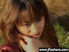 Asian Flashing And Banging Hard video-24