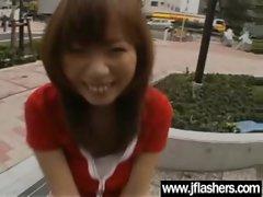 Asian Flashing And Banging Hard video-01
