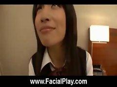 BukkakeNow - Asian sluts love facial cumshots 23