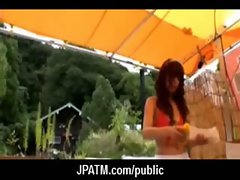 Cute Japanese Teens Expose In Public 14