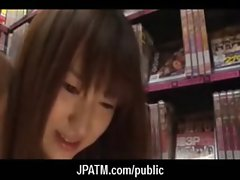 Cute Japanese Teens Expose In Public 12