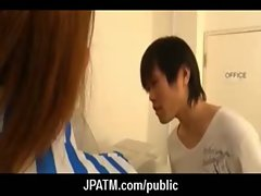 Cute Japanese Teens Expose In Public 01