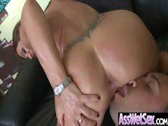 Wet Ass Girl Get Hard Anal Fucked video-29