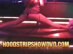 black hood ghetto Fat red skin Stripper
