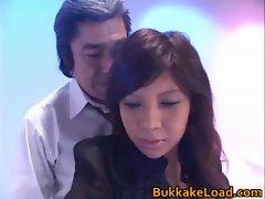 Christel Takizawa Hot Asian chick gets