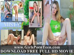 Misty adorable teen schoolgirl full movies