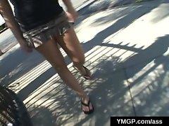 Big Asses In Public- Outdoor Hardcore Fucking 23