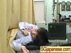 Asian In School Uniform Get Hard Sex video-29