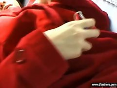 Asian Flashing And Banging Hard video-10