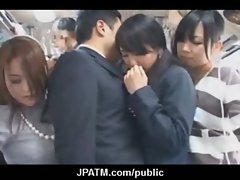 Cute Japanese Teens Expose In Public 20