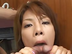 sexy asian anal copulate with lingerie