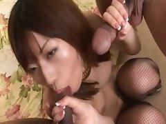 extra glamorous anal japanese groupsex