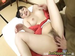 Hello Mikity aroused real asian model
