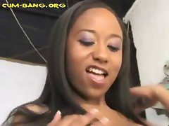 Black Girl Revenge Interracial BJ