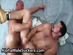 Extremely horny gay men fucking part5