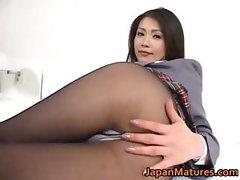 Maki Tomada Sweet mature part1