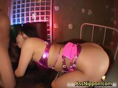 Aroused real asian doll getting part2