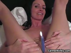 Knockers Carmen breeding her crazy box part6