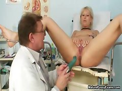 Dirty mature mom showing her dripping part5