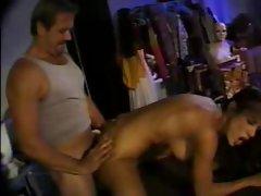 Classic scene with hard ass fucking