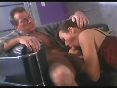 Asia Carrera in her fabulous porn scene