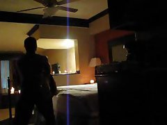 Hidden camera captures wife cheating