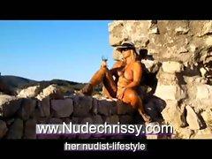My nudist lifestyle