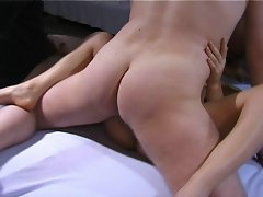 German GangBang Party with Teeny Yvone (18)