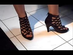 my shoes with perfect feet !!! mjlf