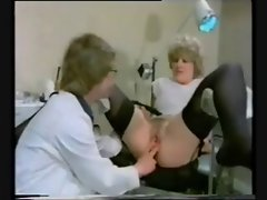 Vintage Doctor Nurse Threesome