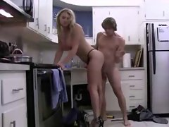 Tranny seduce plumber