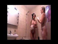 diary of a girl girl shower
