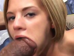 Elastic Mouth and Pussy for A Monster Cock by TROC