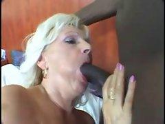 Joachim Kessef &amp, Blonde Granny