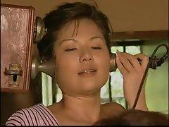 Tamaki Sakura - Lesbian Kissing Short Scene 1