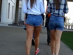candid teen ass
