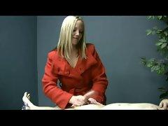 The Quick Massage CFNM