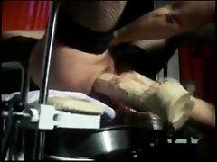 Russian mistress fisting