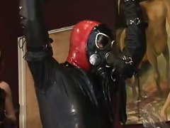 totally dominated in rubber