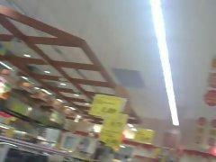 Al supermercato il rossetto