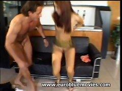 European Pornstar Claudia Rossi
