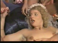 Bride gets several creampies