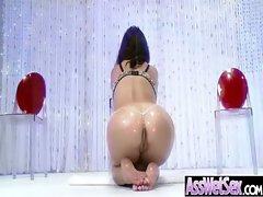 Wet Ass Girl Get Hard Anal Fucked video-23