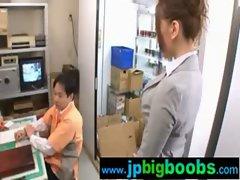 Big Tits Asian Get Nailed Hardcore video-12