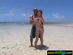 Outdoor Sexy Teen Asian Get Nailed video-28