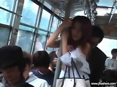 Asian Flashing And Banging Hard video-16