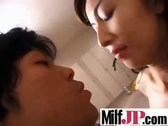 Asian Sexy Milf Get Hardcore Nailed video-14