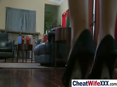 Adultery Housewife Get Banged Hard vid-10